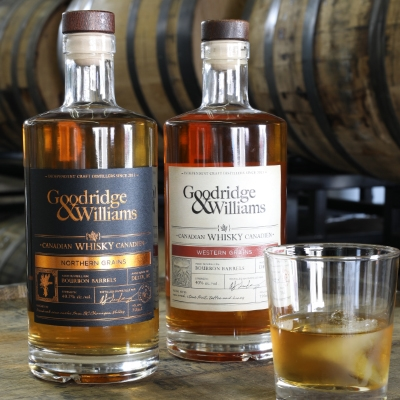 Goodridge&Williams Canadian Whisky